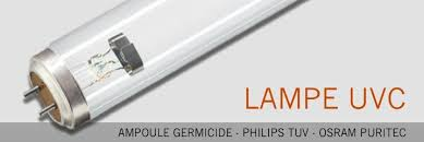 LAMPES GERMICIDE